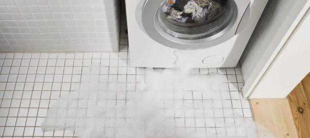 Washing-leak